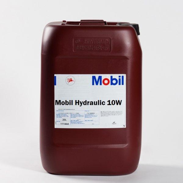 Масло Mobil Hydraulic 10W