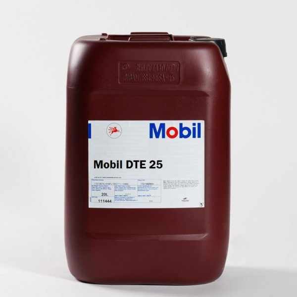 Масло Mobil DTE 25